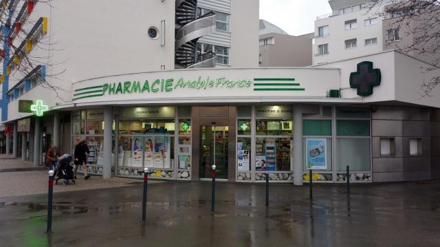 Pharmacie Anatole France